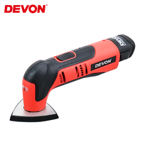 DEVON Electric Multifunction Oscillating Multi Tools kits woodworking Home Renovator Power Tool Electric Trimmer Saw accessories