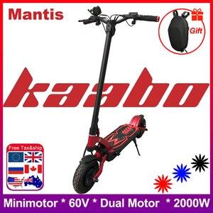 Original Kaabo Mantis dual mot