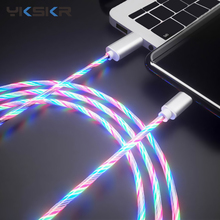 Bright Glowing Cable Mobile Phone Chargi