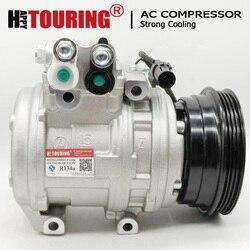 Dla hyundai sprężarka klimatyzacji Hyundai Tucson 2004-2009 KIA Sportage Spectra 2 2.0L 97701-25100 97701-2E000 F500NA5BA06