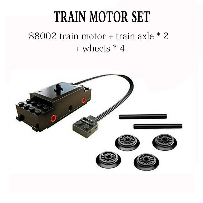 Teknik parçaları servo motor ev5 çoklu güç fonksiyonlar aracı yapı taşları 8293 8883 PF model setleri ev3 rc tren yedek parça parça