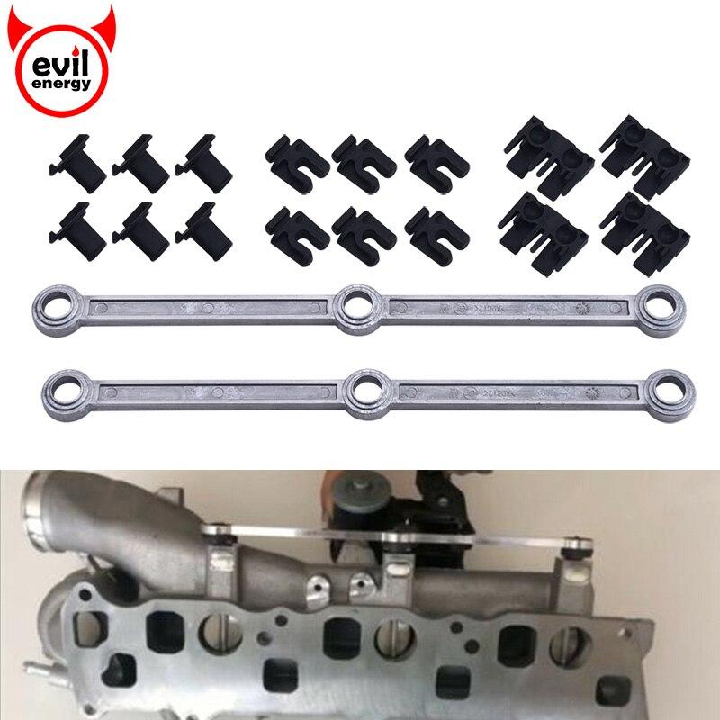 BÖSE ENERGIE A6420905037 Auto Air Intake Einlass Verteiler Pleuel Reparatur Kit Für Mercedes OM642 V6 3,0 A6420907737