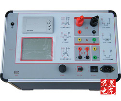 Comprehensive tester for transformer characteristics / full function one way