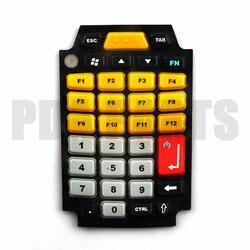 10 sztuk klawiatura (34-klucz wartością liczbową  123) dla Psion Teklogix Omnii XT10  7545 XV