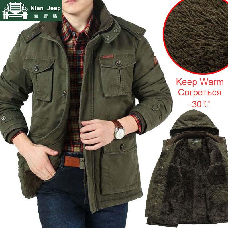 Брендовая зимняя куртка размера плюс 7XL 8XL, Мужская парка в стиле милитари, мужская верхняя одежда, ветровка с капюшоном, парки, Толстая шерстяная подкладка, теплое Мужское пальто|Парки|   | АлиЭкспресс