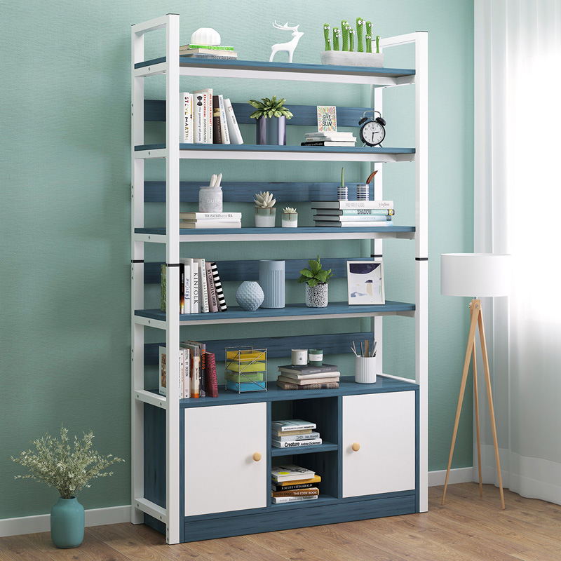 On Behalf Of Storage Shelf Floor-type Multilayer Storage Rack Shelf Storage Bowl Cabinet Province Space Microwave Oven Spice Rac