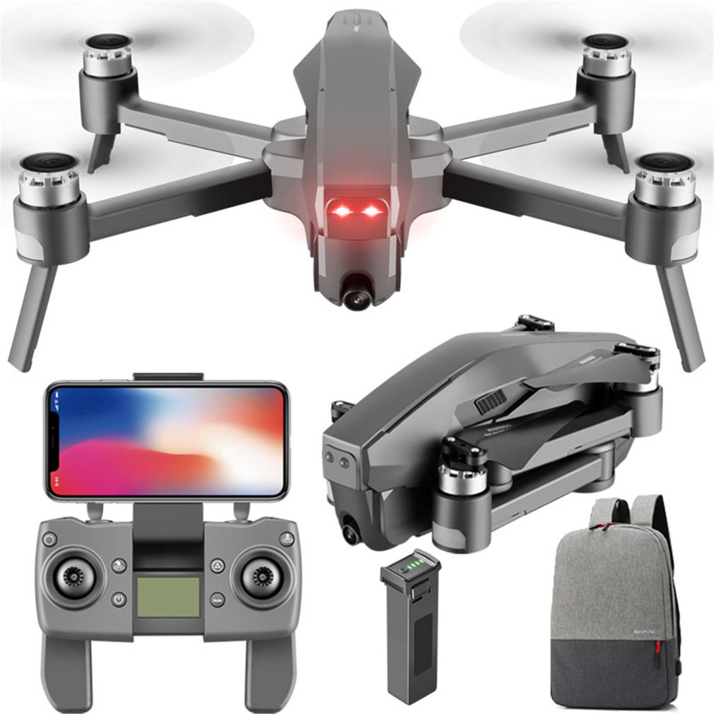 4DRC GPS Foldable RC Drone RC Four-axis Brushless Aircraft With Wide-angle 1080P HD CameraProfessional RC Helicopter