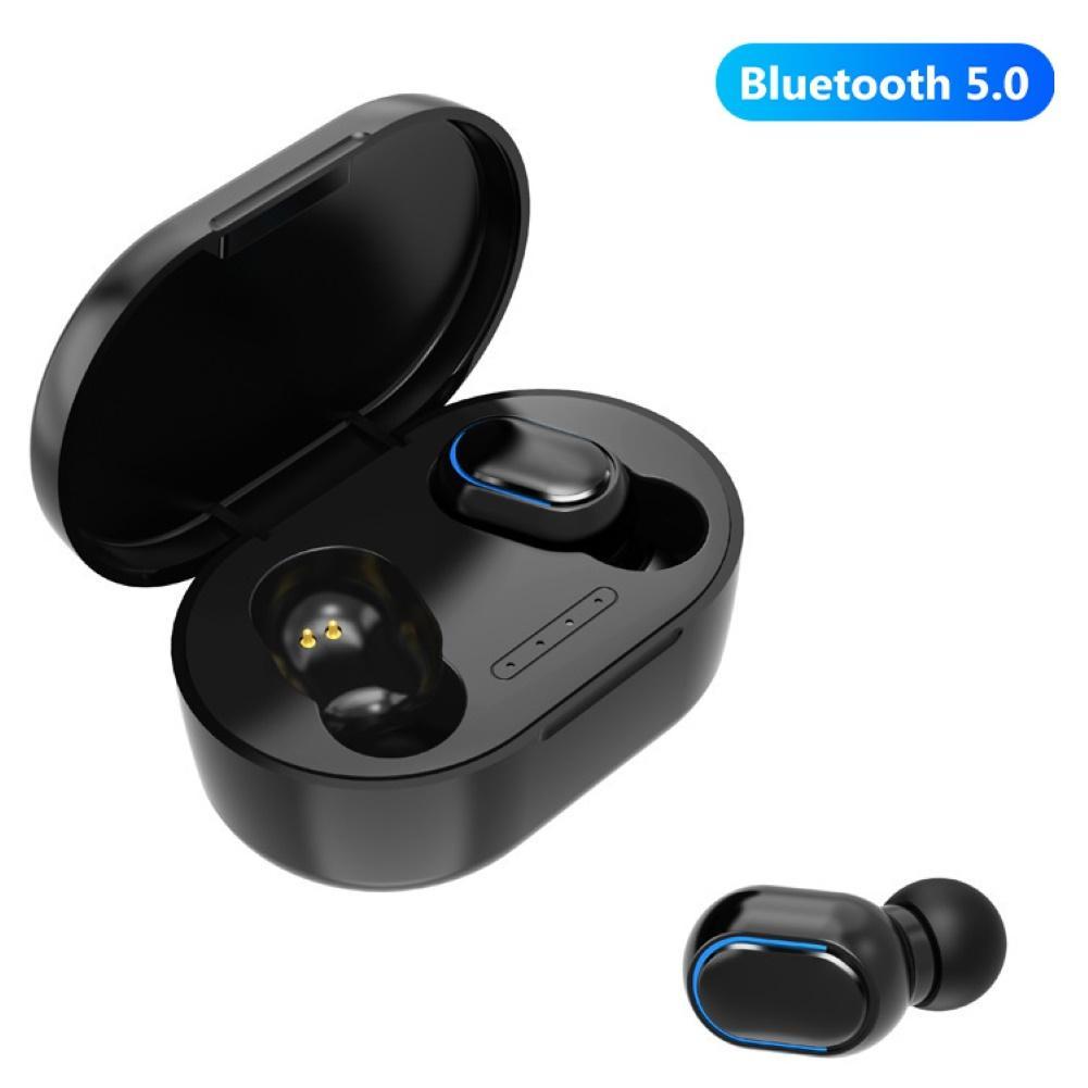 2020 Wireless Earphones A7S/E7S Bluetooth 5.0 Wireless Earphone IPX7 Waterproof 9D Stereo