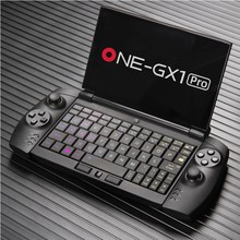 OneGX1 Pro Mini Gaming Laptop 7 inch Notebook Computer Tiger Lake Intel I7-1160G7 16G RAM 512G/1T Thunderbolt 4 WiFi6 LTE 4G/5G