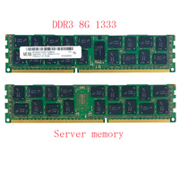 RAM DDR3 4GB 8GB 16GB 32GB 4GB 8GB 16GB 32GB DDR3 2RX4 PC3-10600R 12800R 14900R la ECC REG 1600Mhz 1866Mhz mémoire 1333