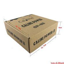 Caline CP-05 Power Supply 10 Output Power for 9V, 12V or 18V Guitar Effect Pedal