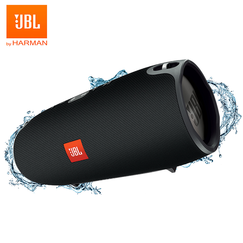 Jbl wireless speaker xtreme wireless bluetooth speaker powerful bass sound portable outdoor desk speaker waterproof splashproof with speakerphone