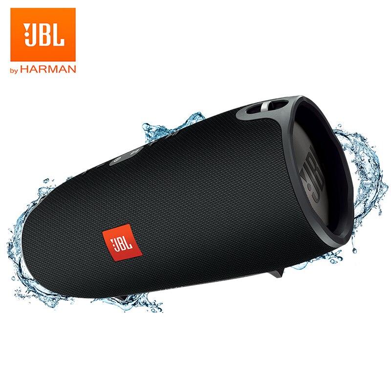 Беспроводная bluetooth колонка JBL Xtreme, Мощный Басовый Звук, портативная уличная настольная колонка, водонепроницаемая брызгозащищенная Колонка для телефона Портативные колонки      АлиЭкспресс