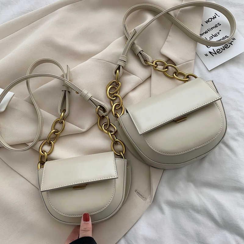 Pu Lederen Mini Crossbody Tassen Voor Vrouwen 2020 Fashion Kleine Schoudertas Vrouwelijke Handtassen En Portemonnees Zadeltas Sac Een belangrijkste