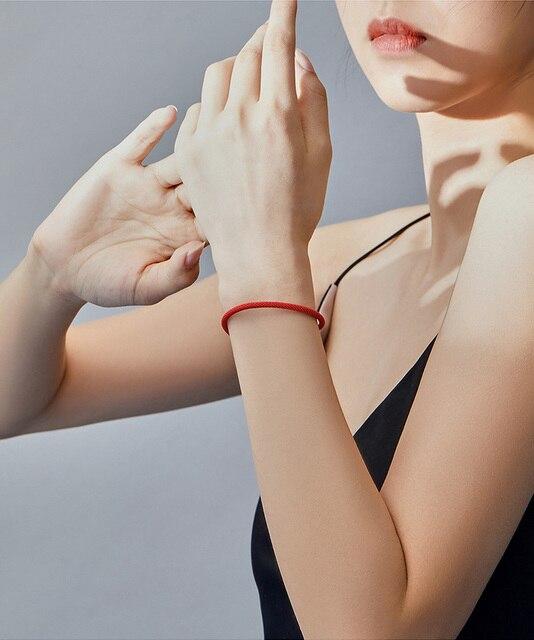 Bracelet Porte-Bonheur Rouge