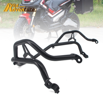 For Honda X-ADV750  XADV X ADV 750 XADV750 Crash Bar Upper Engine Guard Bumper Tank Fuel Buffer Fairing Frame Protector 2017-19