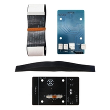 Hot End PCB Board and 24-pin Cable Kit for Artillery Sidewinder X1 3D Printer