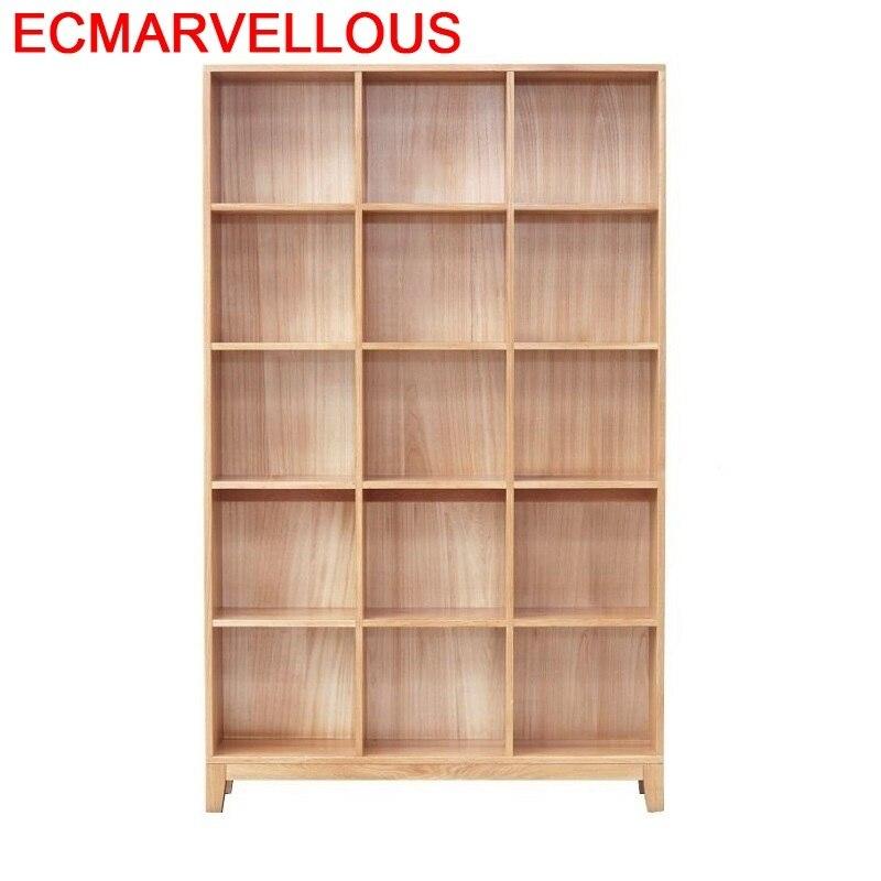 Camperas Cabinet Madera Estanteria Para Libro Dekorasyon Meuble Vintage Wodden Retro Decoration Furniture Book Bookshelf Case
