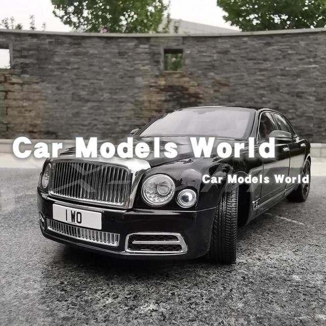 Diecast Car Model Almost Real Mu lsanne W.O. Edition by Mulliner 1:18  + SMALL GIFT!!!!!