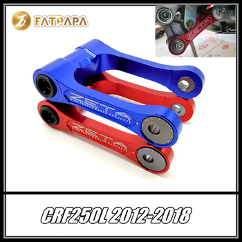 FOR HONDA CRF250L 2012-2018 Motorcycle Accessories Engine Bottom Modified Riser