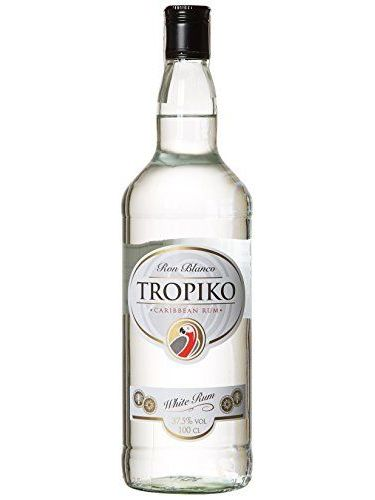 Ron Tropiko Blanco 1l 37.5º