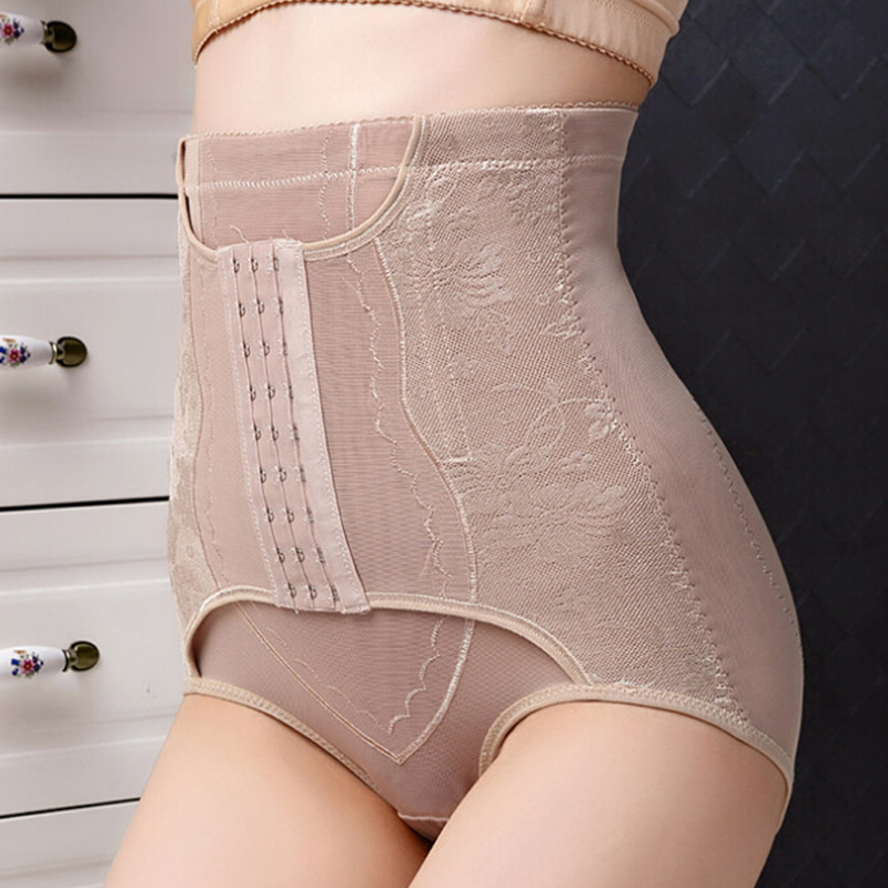 High Waist Underwear Shaping Tummy Belly Band Weight Loss Body Wrap Bondage Corset Girdle Postpartum Maternity Pants Belly Belt
