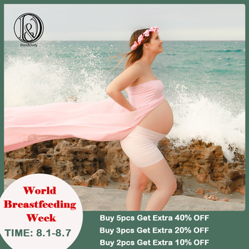 Don&Judy Maternity Photography Props Pregnancy Dress Photography Pregnant Dresses Clothes Maternity Dresses For Photo Shoot belva 2017 summer bamboo fiber maternity clothes three quarter pregnancy photography props pregnant clothing dr202