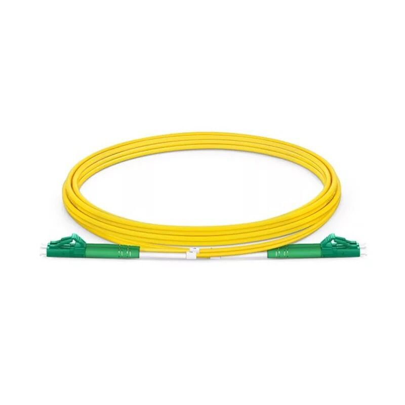 5PCS/lot 1M-10 Meters LC/APC - LC/APC Fiber Patch Cord,FTTH,Duplex Single Mode Cable,Length Or Other Connector Can Be Customized