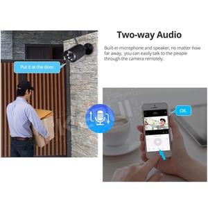 Image 3 - KERUI 2MP 1080P Wireless Outdoor Home Security WiFi IP Kamera Volle HD IP54 Wasserdichte Überwachung CCTV Kamera Nachtsicht