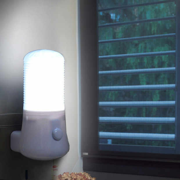 AC 110-220V Led ナイトライト EU/米国のプラグインのための子供赤ちゃんの寝室の壁ソケットライト家の装飾ランプ