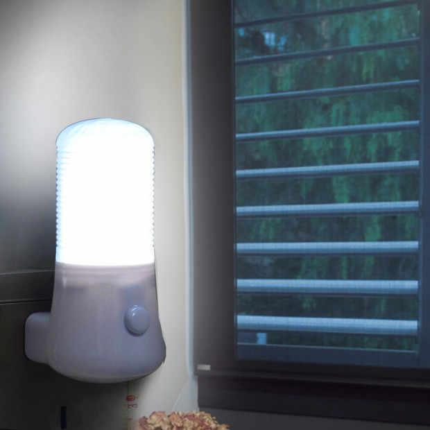 AC 110-220V Đèn Ngủ LED EU/Mỹ Cắm Đèn Ngủ Cho Trẻ Em Phòng Ngủ Cho Bé Ổ Điện đèn Trang Trí Nhà Đèn