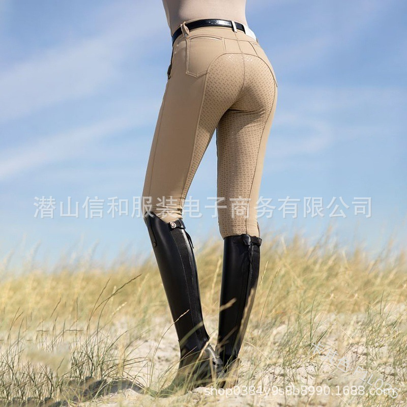 WEPBEL Archery Riding Trousers Mens Womens Horse Riding Camping Running Climbing Full Riding Breeches Pants Sports Leggings
