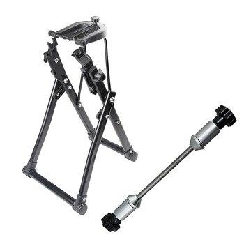 1 шт. Велосипедное колесо, колесо для велосипеда, подставка для ремонта велосипеда, 36x28x48 см и 1 шт., домашнее механическое колесо, подставка дл...