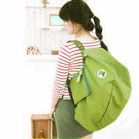 Neue Mode Unisex faltbare rucksäcke casual Zipper Soild tragbare Frauen Ultraleicht paket falten reisetaschen