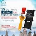 Golooloo C21n1347 batería del ordenador portátil para Asus X555L X555 X554L F555A A555L W519L VM590LF Y583LD K555L 38WH 7,6 V destornillador de la batería