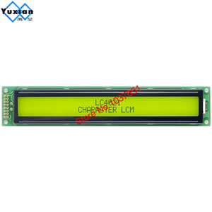 Image 3 - LCD module 40*2 4002 4002A character display  LC4021 instead of  HD44780 WH4002A AC402A LMB402C