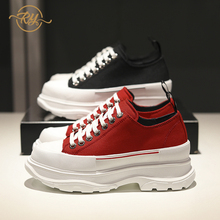 RY-RELAA sneakers women 2020 news fashion Genuine Leather women
