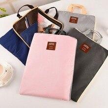 1 шт. многофункциональная сумка на молнии, тканевая бизнес-сумка Оксфорд, Сумка для документов, Офисная сумка для ноутбука, многофункциональная сумка для файлов