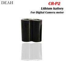 1 упак./лот 6В литиевая батарея CR-P2 CRP2 EL223A DL223A LITH-18 для цифровой Камера кран с инфракрасным датчиком литиевые батареи