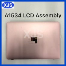 Original novo a1534 lcd completo para apple macbook retina 12