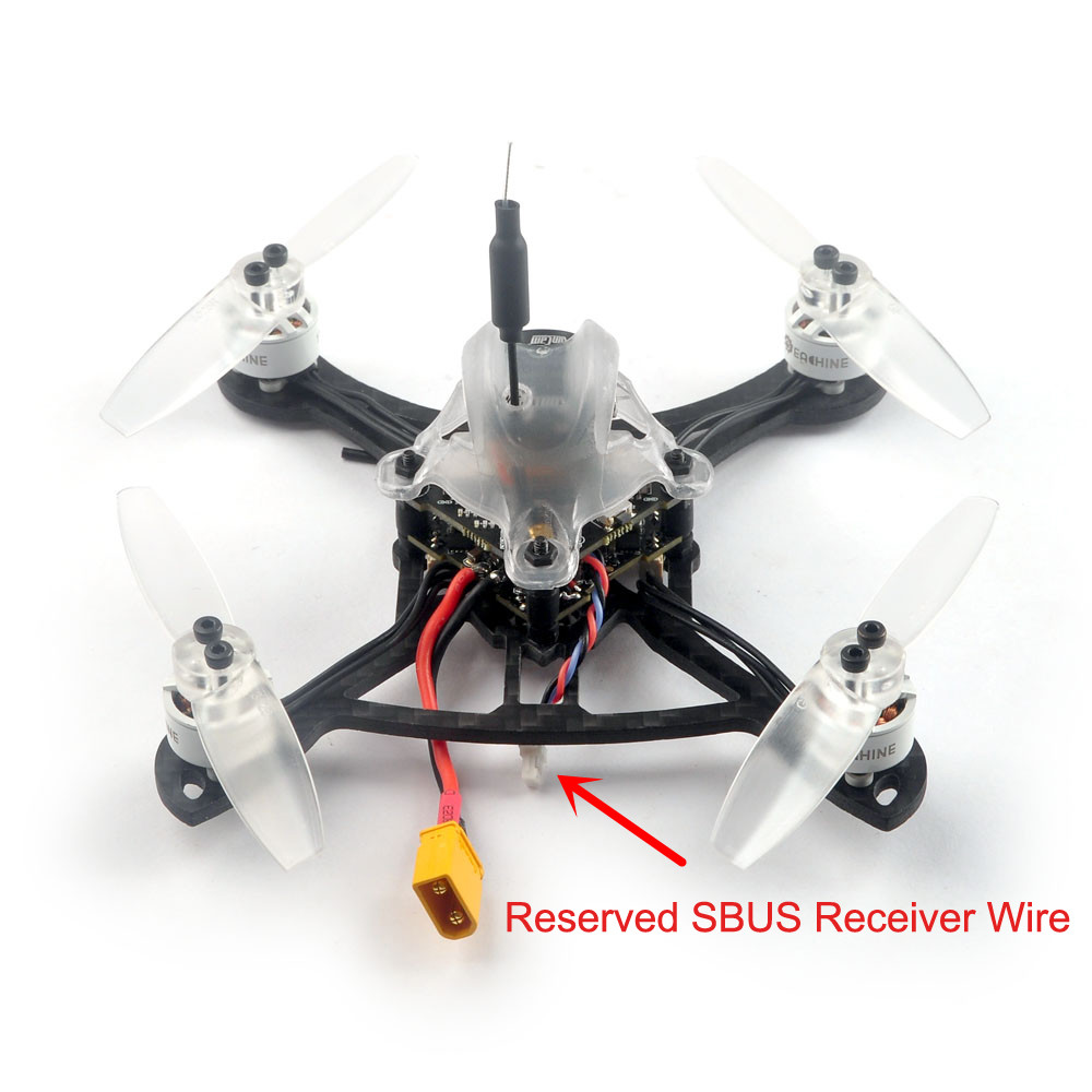 In Stock Eachine Twig 115mm 3 Inch 2-3S FPV Racing Drone BNF Frsky D8 Crazybee F4 PRO V3.0 Runcam 2 / Caddx Baby Turtle