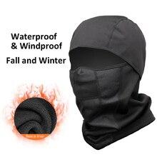 Scarf Balaclava Waterproof Ski-Mask Cycling-Face-Mask Runing Winter Outdoor Warm