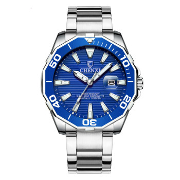 Fashion Quartz Watch Men Watches Top Brand Luxury Male Clock  stainless steel watches Mens Wrist Watch Hodinky Relogio Masculino 2020 fashion quartz watch men watches luxury male clock business mens wrist watch hodinky relogio masculino dropshipping