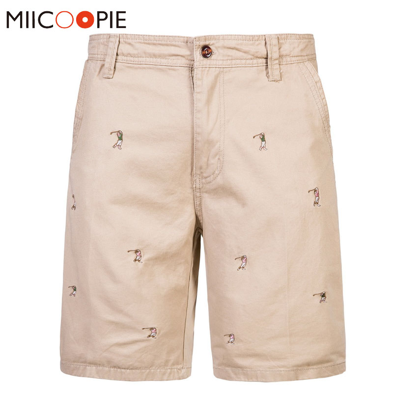 Kleidung Accessoires 2020 Casual Summer Shorts Men Cotton Knee Length Chinos Shorts Vintage Casual Shiza Id