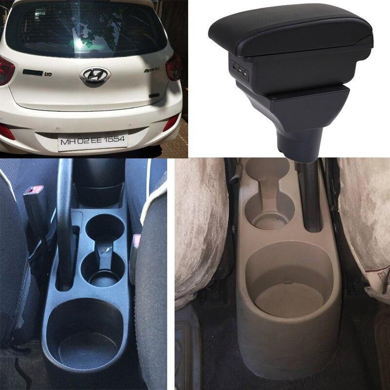 Armrest Centre Console For Hyundai Accent Coupe Genesis i30 Lantra Santa Fe Atos