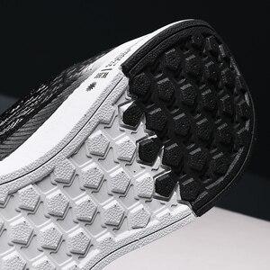 Image 5 - 2020 الصيف بيع الرجال شبكة أحذية الانزلاق على أحذية رياضية حذاء كاجوال وسادة هوائية الذكور الأحذية أحذية رياضية في الهواء الطلق الركض المدربين 46
