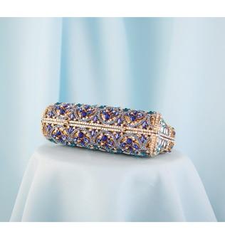 Diamond colorful Crystal  Clutch   2