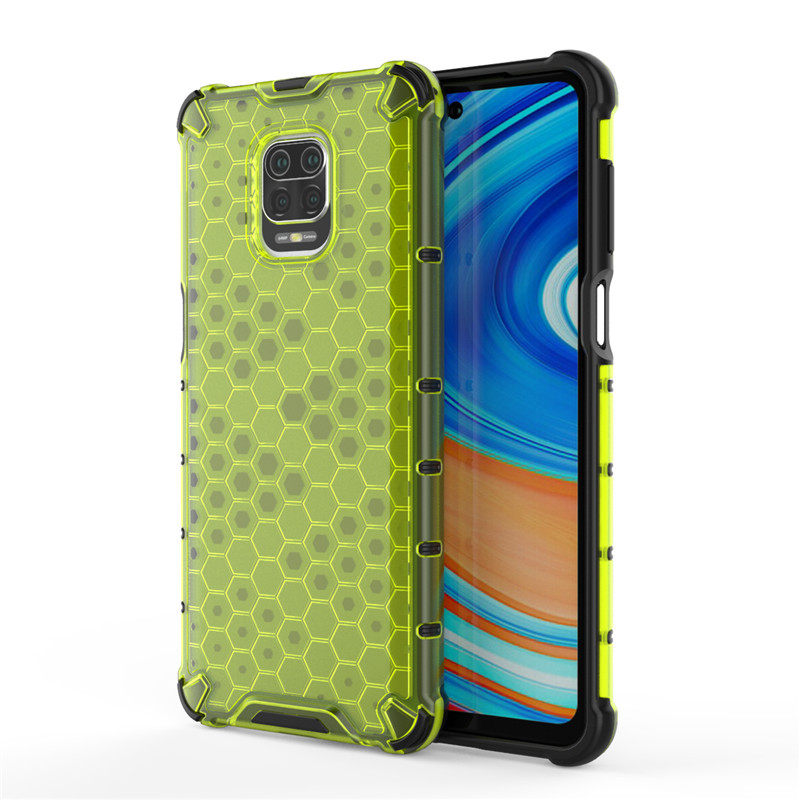 Rugged Bumper Transparent Full Cover for Xiaomi Redmi Note 9s Luxury Armor Phone Case for Redmi Note 8 9 S Pro Max 8T K30 10X