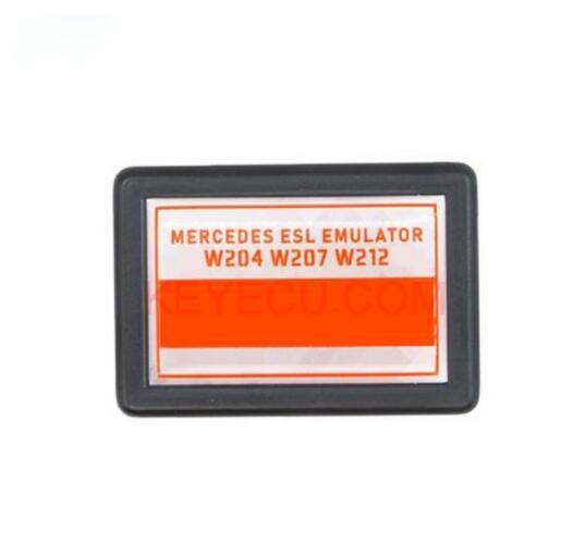 ESL ELV blokada układu kierownicy Emulator dla Merce des W204 W207 W212 kompatybilny z Abrites VVDI CGDI MB narzędzia