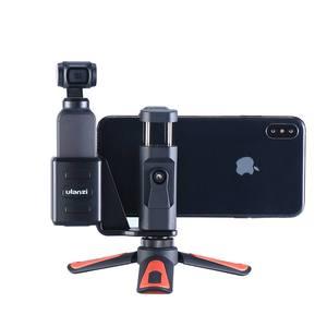 Image 1 - Мобильный телефон, крепежный зажим, крепление, Настольный Штатив для DJI Osmo, Карманный держатель для телефона, ручной шарнирный держатель, аксессуары для камеры